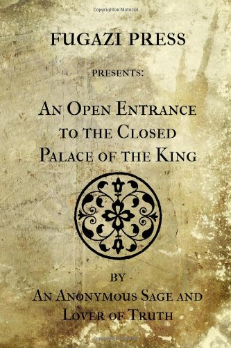 9781477472743: An Open Entrance to the Closed Palace of the King