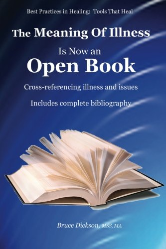 The Meaning of Illness is Now an Open Book: Cross-referencing illnesses and issues (Best Practices ...