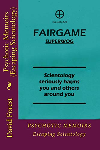 9781477478325: Psychotic Memoirs (Escaping Scientology)