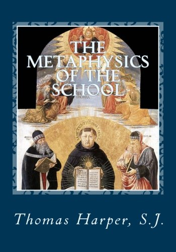 9781477489543: The Metaphysics of the School