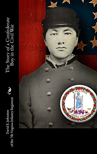 9781477490051: The Story of a Confederate Boy in the Civil War