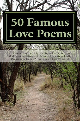 9781477492611: 50 Famous Love Poems