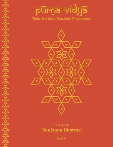 9781477494417: Purna Vidya: Sanatana Dharma Text Book (Volume 9)
