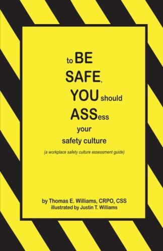 9781477494691: to BE SAFE, YOU should ASSess your safety culture: A Workplace Safety Culture Assessment Guide