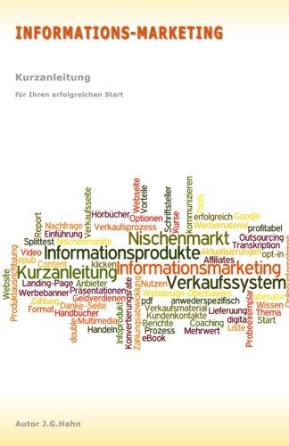 9781477495834: Informations-Marketing: (Kurzanleitung für Ihren erfolgreichen Start): 1