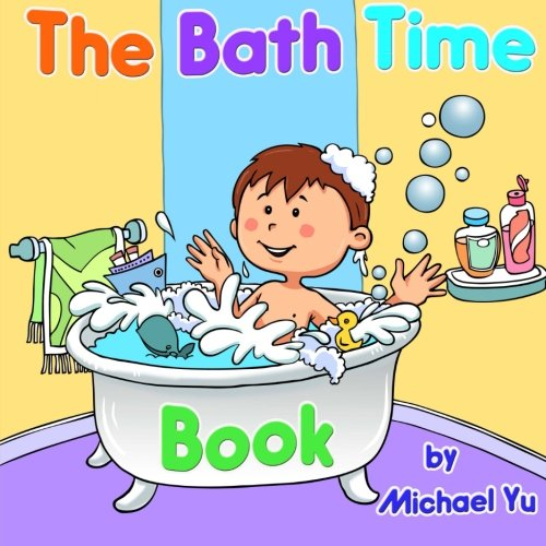 9781477499597: The Bath Time Book