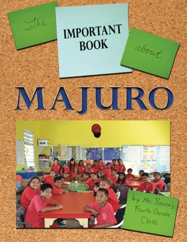 9781477500330: The Important Book about Majuro
