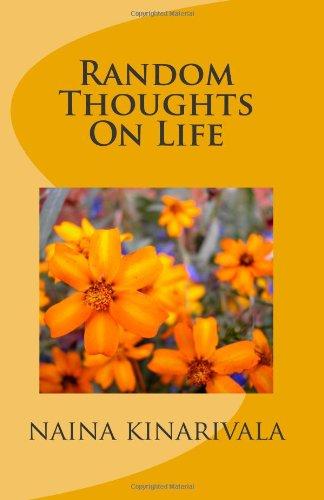 9781477506004: Random Thoughts On Life