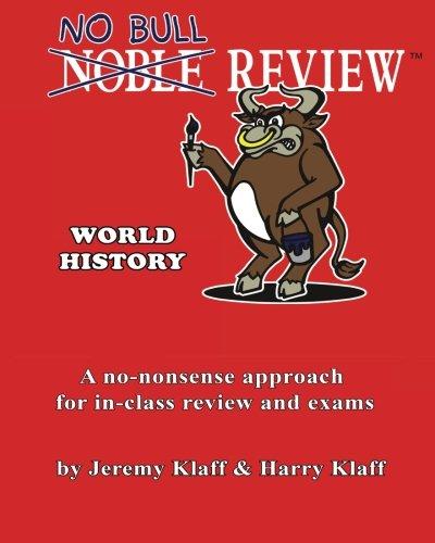 9781477509975: No Bull Review - World History