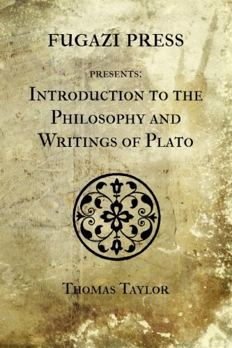 9781477520888: Introduction to the Philosophy and Writings of Plato