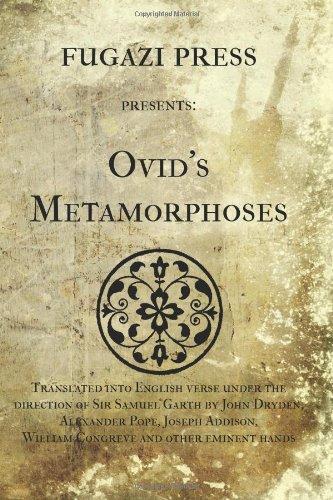9781477528198: Ovid's Metamorphoses