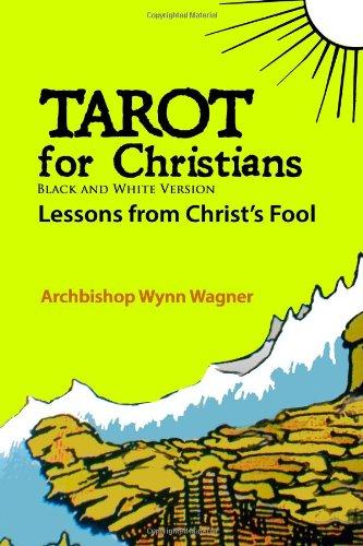 9781477531440: Tarot for Christians: (Black and White)