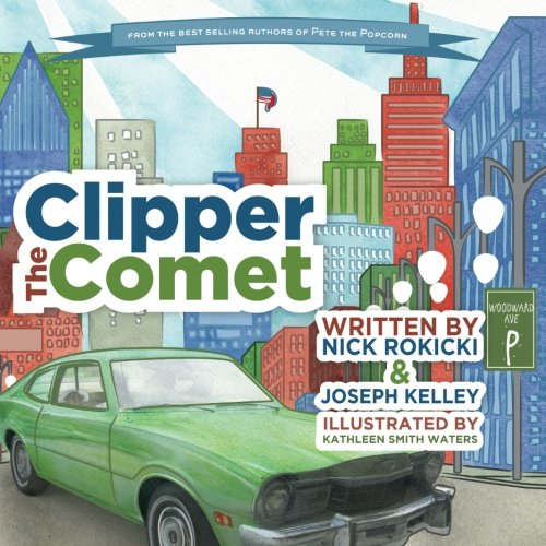 9781477536452: Clipper the Comet