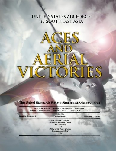 9781477539859: Aces and Aerial Victories: United States Air Force in Southeast Asia 1965-1973