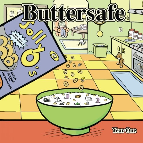 9781477546543: Buttersafe Year One