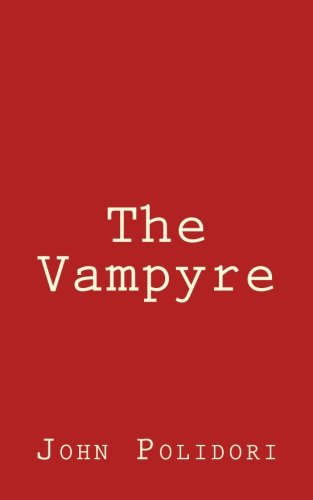 9781477549568: The Vampyre
