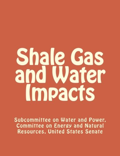 9781477560518: Shale Gas and Water Impacts