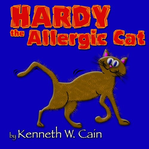 9781477568484: Hardy the Allergic Cat