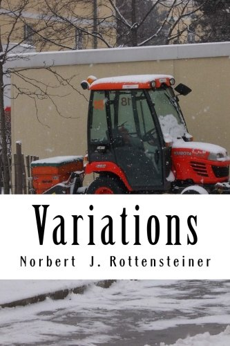 9781477569047: Variations: 4 Kurzgeschichten (German Edition)