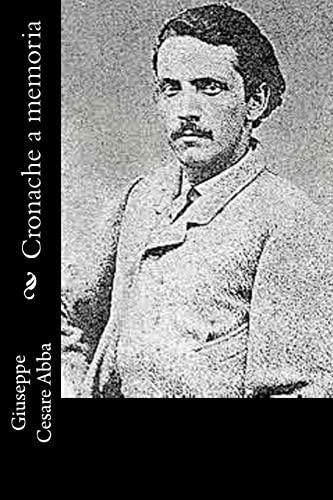 9781477575949: Cronache a memoria (Italian Edition)