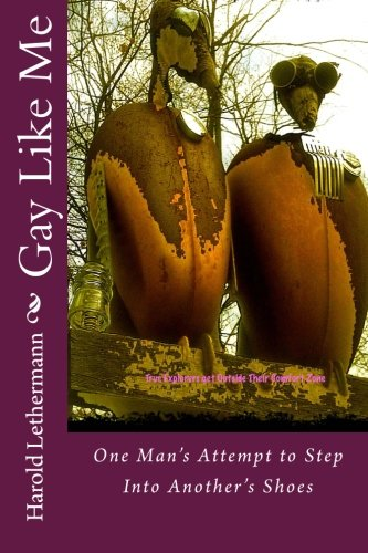 9781477577691: Gay Like Me: One Man's Attempt to Step Into Another's Shoes