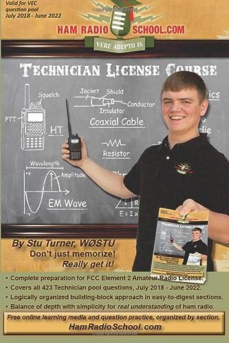9781477595459: HamRadioSchool.com Technician License Course