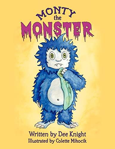 9781477602966: Monty the Monster