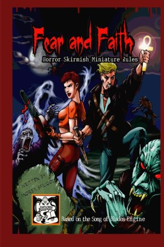 9781477607992: Fear and Faith: Horror Skirmish Rules - Trade Edition