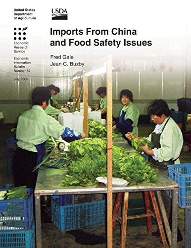 9781477609590: Imports From China and Food Safety Issues