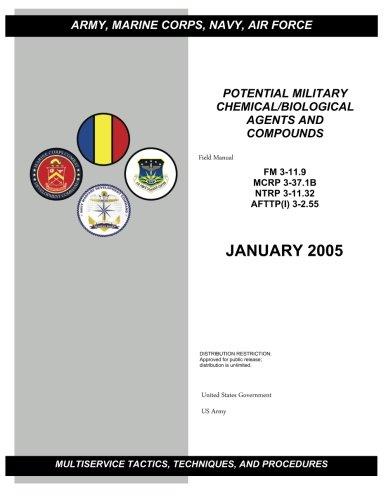 Field Manual FM 3-11.9 McRp 3-37.1b Ntrp: Us Army, United