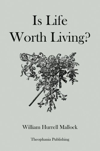 9781477613474: Is Life Worth Living