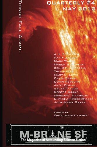 M-Brane SF Quarterly #4: Christopher Fletcher, Corin