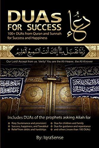 DUAs for Success: 100+ DUAs (prayers and: IqraSense