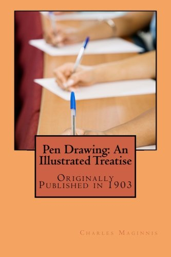 9781477618295: Pen Drawing: An Illustrated Treatise