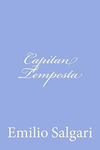 9781477619476: Capitan Tempesta (Italian Edition)