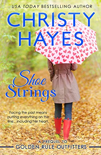 Shoe Strings: Christy Hayes