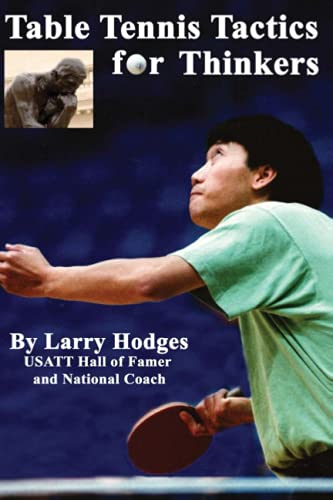 9781477643785: Table Tennis Tactics for Thinkers