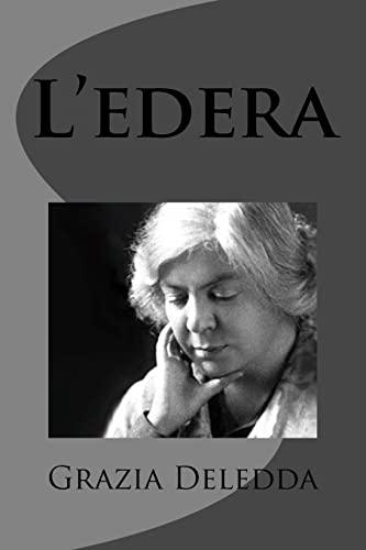 9781477670057: L'edera (Italian Edition)