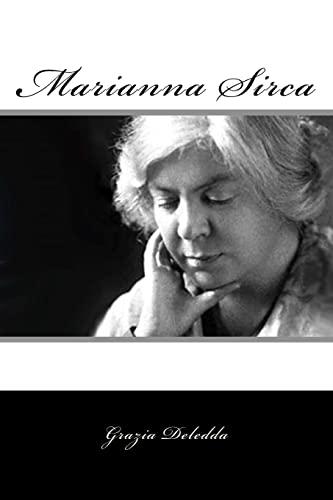 9781477670132: Marianna Sirca (Italian Edition)