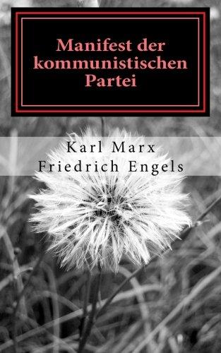9781477673911: Manifest der Kommunistischen Partei