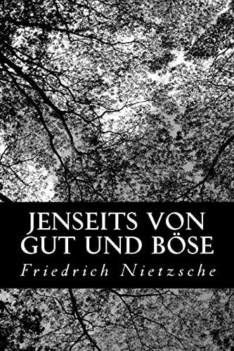 9781477677940: Jenseits von Gut und Böse (German Edition)