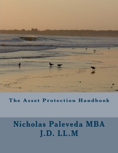 9781477691335: The Asset Protection Handbook