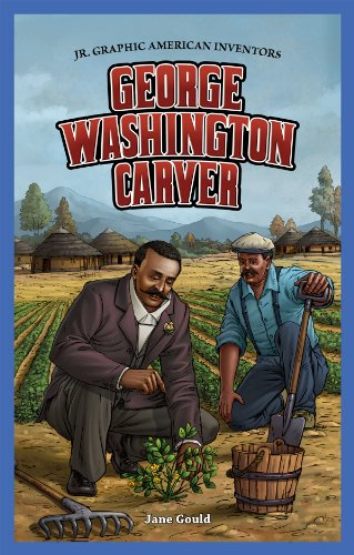 9781477701416: George Washington Carver (Jr. Graphic American Inventors)