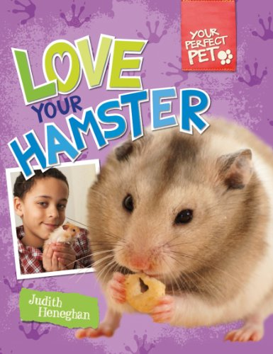 Love Your Hamster (Hardcover): Judith Heneghan