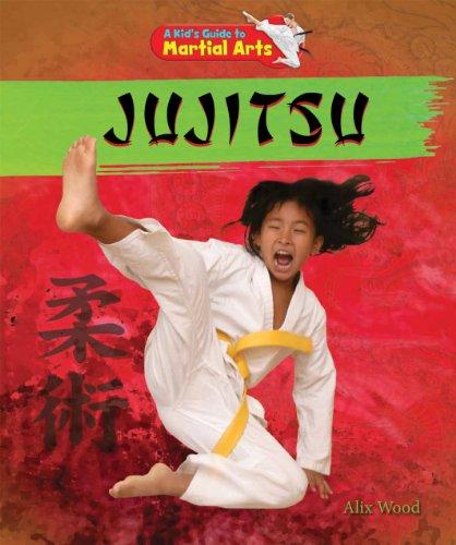 9781477703175: Jujitsu (A Kid's Guide to Martial Arts)