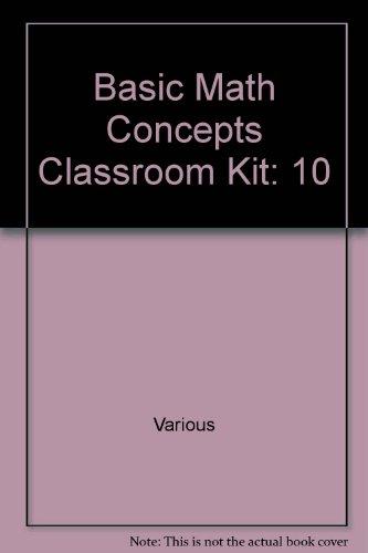 Basic Math Concepts Classroom Kit (Paperback)