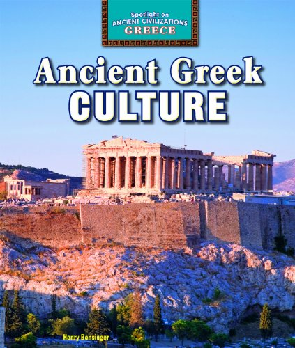 9781477708712: Ancient Greek Culture (Spotlight on Ancient Civilizations: Greece)