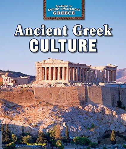 9781477708729: Ancient Greek Culture (Spotlight on Ancient Civilizations)