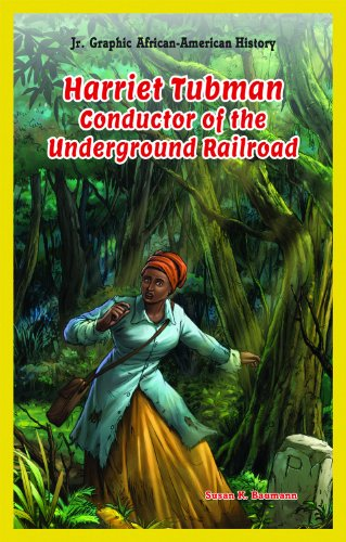 9781477714492: Harriet Tubman: Conductor of the Underground Railroad (Jr. Graphic African American History)