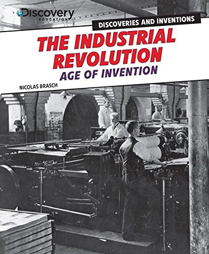 9781477715079: The Industrial Revolution (Discovery Education: Discoveries and Inventions)